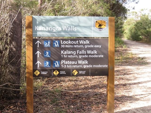 kanangra-boyd lookout walk